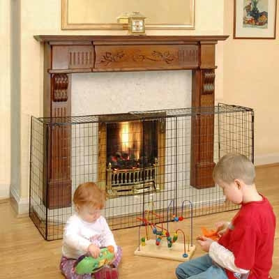 Harewood Nursery Fire Guard