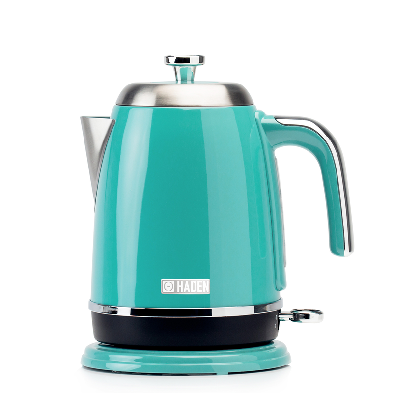 Haden 191113 Salcombe Kettle 1.7ltr - Deep Teal