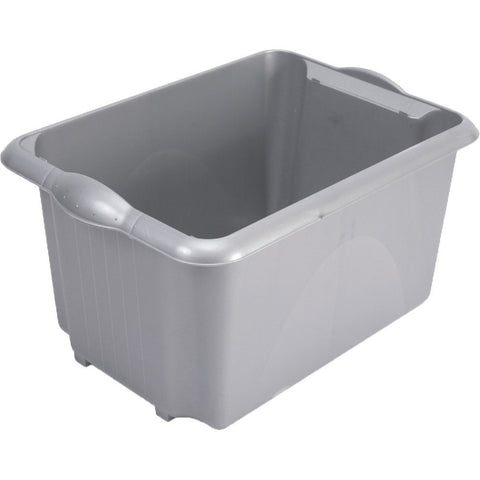 Addis 510051 Unistore Box Metallic 30Ltr