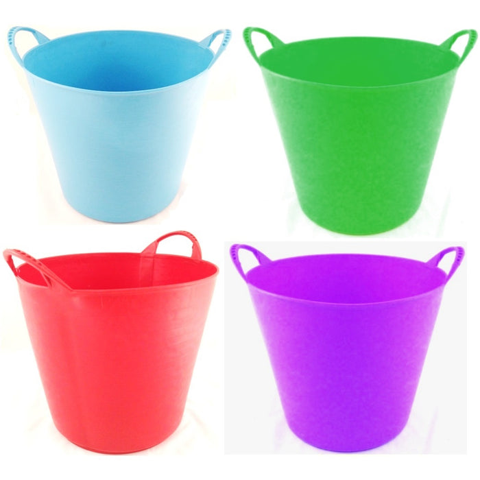 Airflow PB1006M Medium 25Ltr Flexible Tub - Various Colours