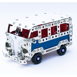Apples to Pears 101296 Camper Van Construction Set In A Tin