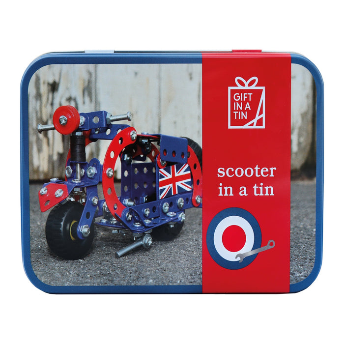Apples to Pears 101311 Build A Scooter Set In A Tin