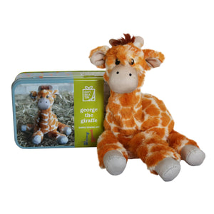 Apples to Pears 101312 George The Giraffe Sewing Kit