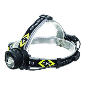 C.K T9612 Cree LED Head Torch 150 Lumens