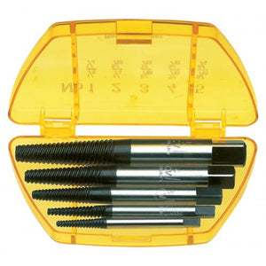 C.K T306201 Stud / Screw Extractor Set of 5