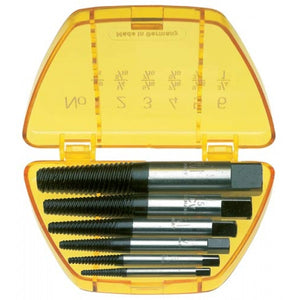 C.K T306202 Stud / Screw Extractor Set of 6