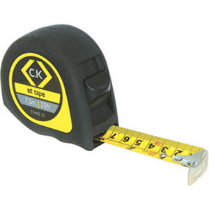 CK T3442 25 Tape measure 7.5 Metre