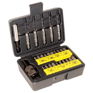 C.K T4519 Quick Change Chuck System - Screwdriver / Drill Bit Set