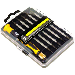 C.K T4896 Precision Screwdriver Set - 7 Piece SL/PH/TX