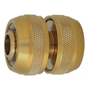 C.K G7924 Brass Hose Repairer Connector ½""