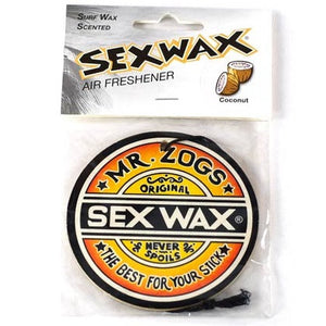 Mr Zogs Sexwax Air Freshener - Various Scents