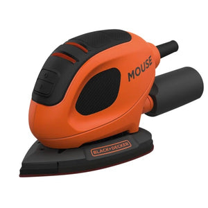 Black & Decker BEW230-GB Mouse Sander & Extra Sheet & Tips