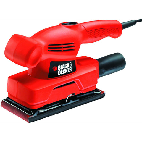 Black & Decker KA300 Orbital Sander 135 Watt 240 Volt
