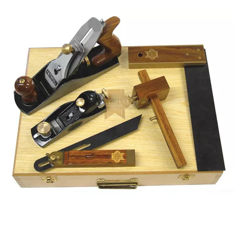 Faithfull Woodworking Set - 5 Piece