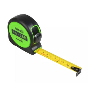 Hultafors A1-Plus Hi-Vis Tape Measure 5m/16ft