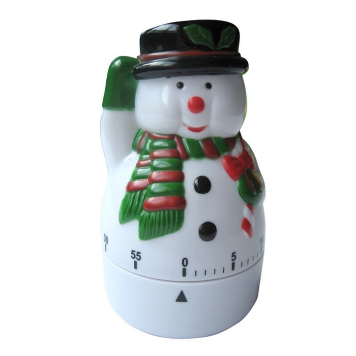 Dexam 16050390 Snowman Mechanical Kitchen Timer