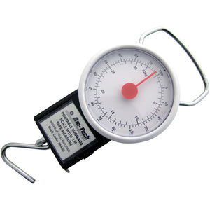 Amtech S6430 Luggage Scales with 1Mtr Tape Measure