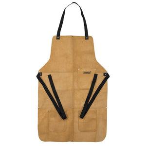 Draper 09699 Leather Apron Heavy Duty