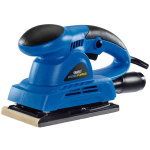Draper 83642 Storm Force Orbital Sander 1/3 Sheet 135w 230V