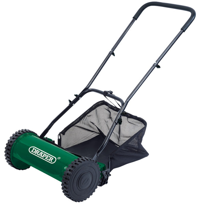 Draper 84749 Hand Push Lawn Mower 380mm