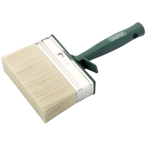 Draper 48433 115mm SHED AND FENCE BRUSH