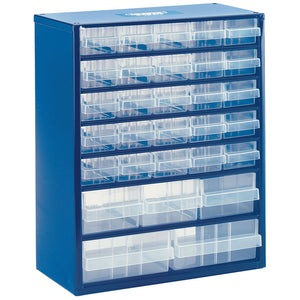 Draper 89470 Expert 30 Drawer Storage Cabinet
