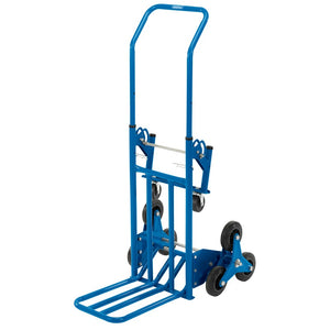 Draper 85675 Heavy Duty Stair Climbing Sack Truck Blue