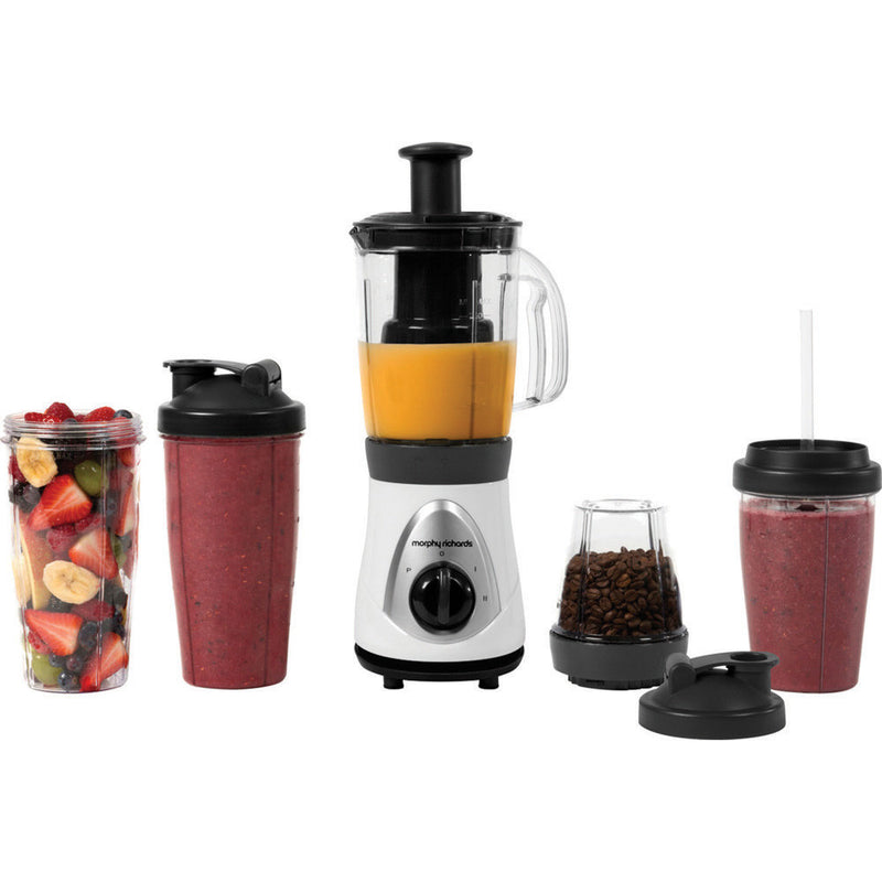Morphy Richards 403021 Easy Blend and Juice Deluxe