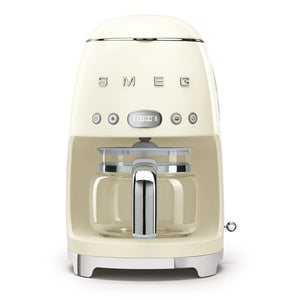 Smeg Drip Filter Coffee Machine - Cream