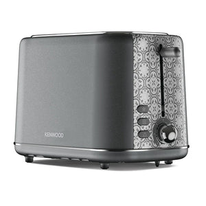 Kenwood TCP05.A0GY Abbey Toaster 2 Slice 800w - Slate