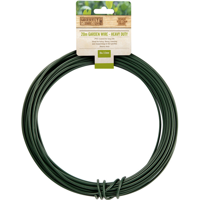 20m Garden Wire - General Purpose 3.5mm