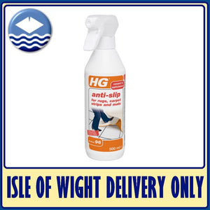 HG 337050106 Carpet & Upholstery Anti-Slip for Rugs, Carpet Strips and Mats Spray 500ml