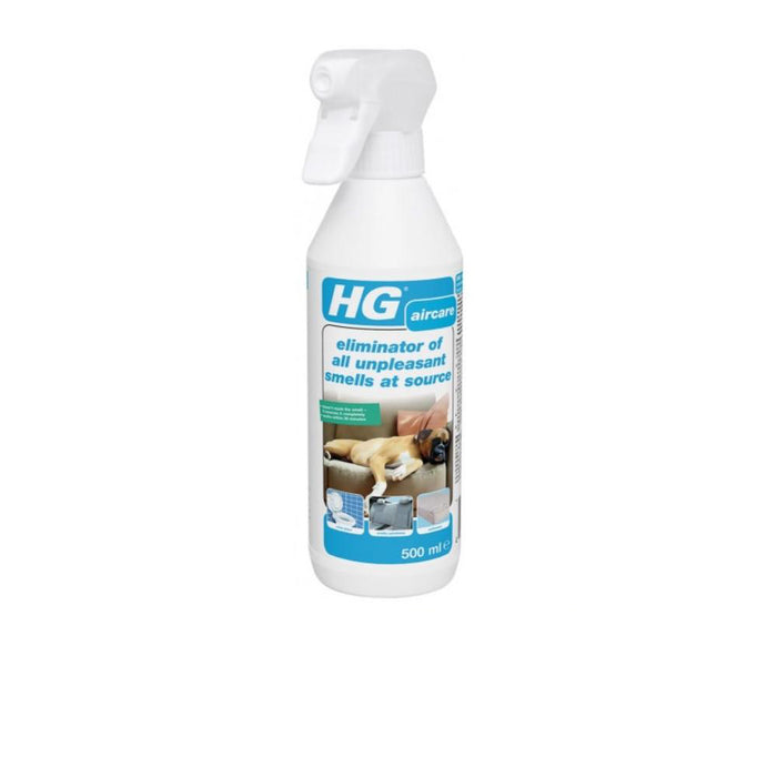 HG 441050106 Aircare Eliminator of all Unpleasant Smells at Source 500ml
