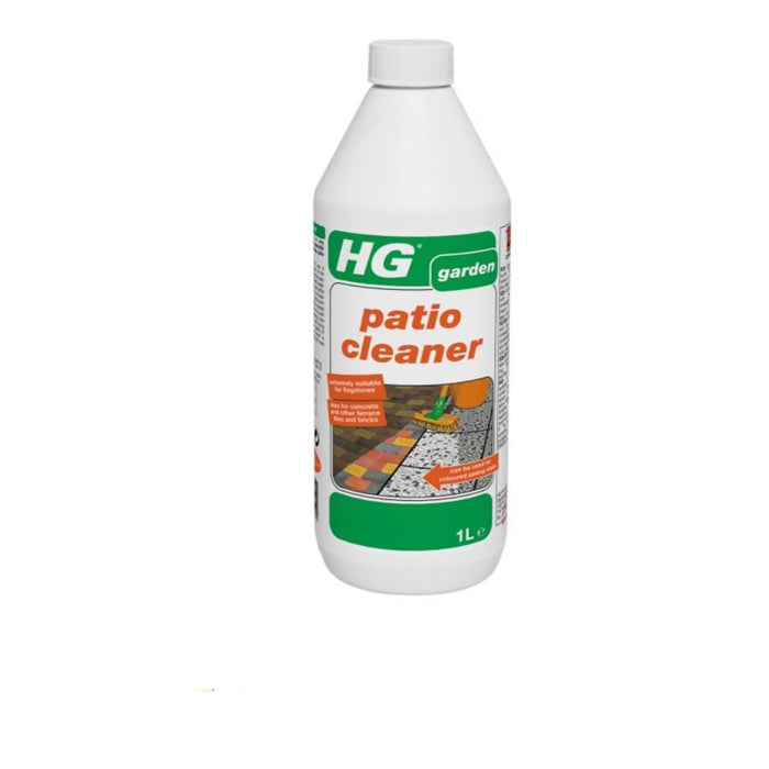 HG 183100106 Garden Patio Cleaner 1Ltr Bottle