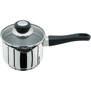 Judge Vista J304 14cm Deep Saucepan with Straining Lid