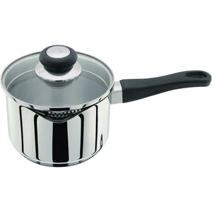 Judge Vista J305 16cm Deep Saucepan with Straining Lid