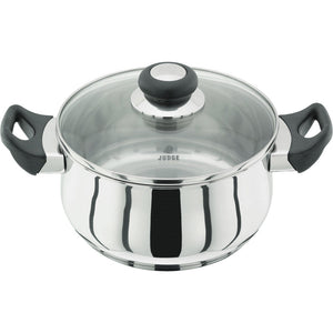 Judge Vista JJ35 Casserole with glass lid 20cm