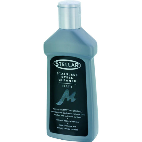 Stellar SSCM Matt stainless steel cleaner