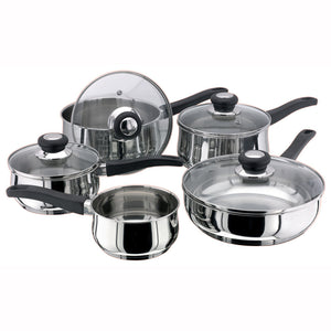 Judge Vista JJC2 5 Piece Pan Set