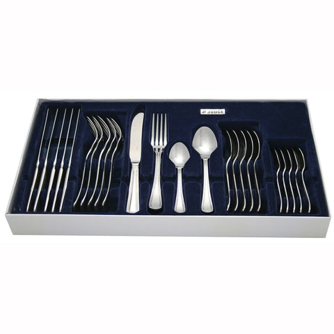 Judge CC50 Bead Cutlery 24 Piece Set