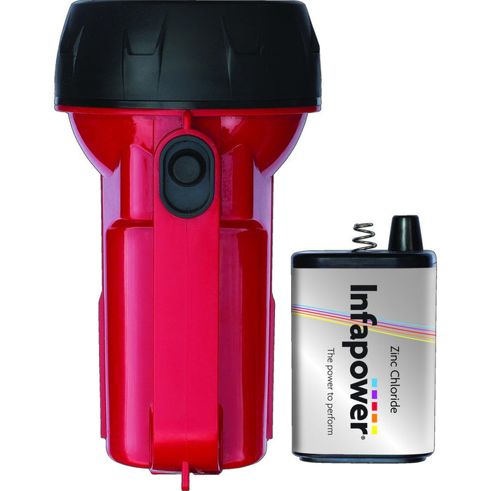 Infapower F014 Lantern Torch & Battery