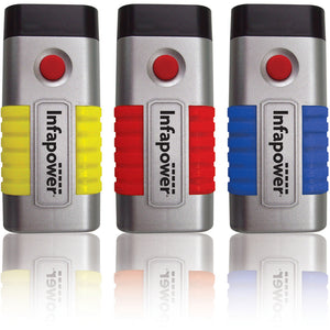 Infapower F024 3 LED Handy Torch - Assorted Colours