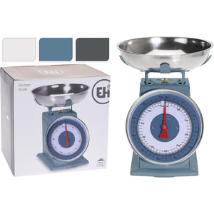 EH 170481070 Traditional Mechanical Scales 5kg - Various Colours
