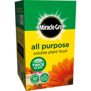 Miracle Grow Plant Food