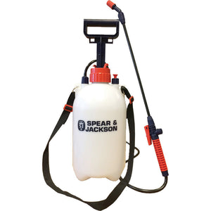 Spear & Jackson 5LPAPS Pressure Sprayer 5Ltr