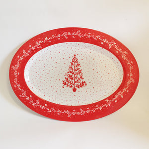 Design Group XAJGP301 Melamine Oval Platter