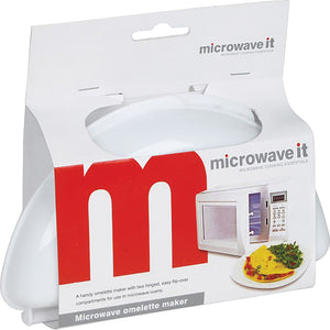 Microwave It Omelette Maker