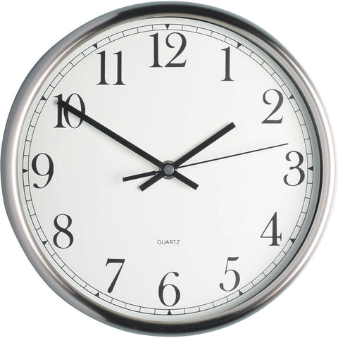 Kitchencraft kcclock5 Stainless steel kitchen clock