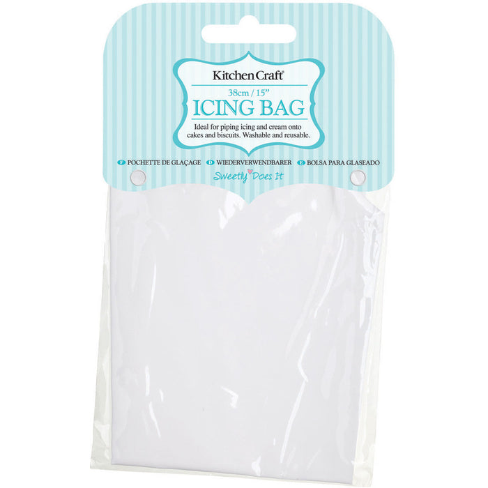 Kitchencraft kcice15 Icing bag
