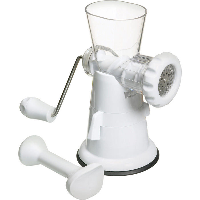 Kitchencraft kcmincerp Plastic suction cup mincer
